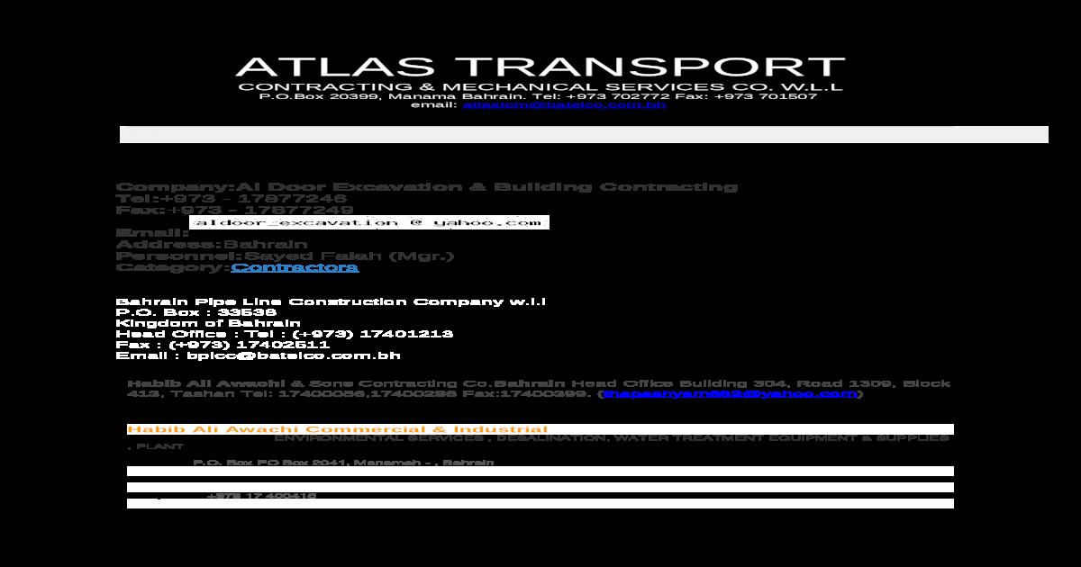 Atlas Transport - [DOCX Document]