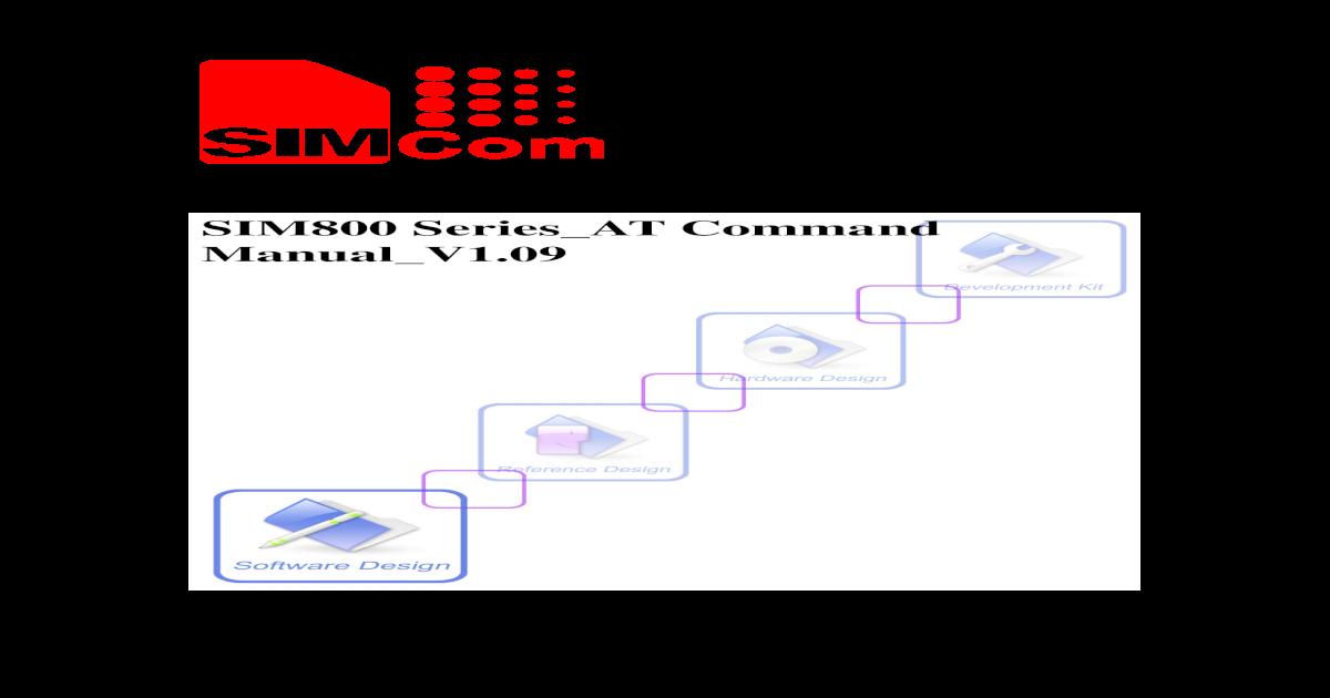 Sim800 series at command manual v1 09 - [PDF Document]