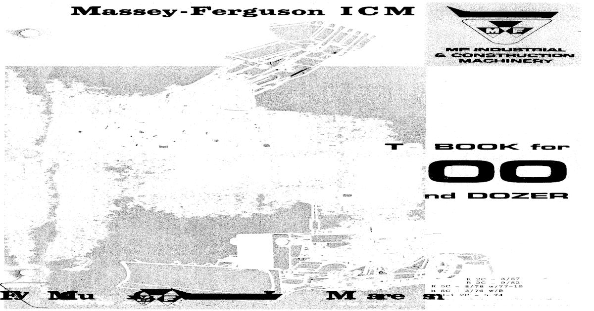 835 T 218 Massey Ferguson Kraftstoffleitung FE 35 MF 35