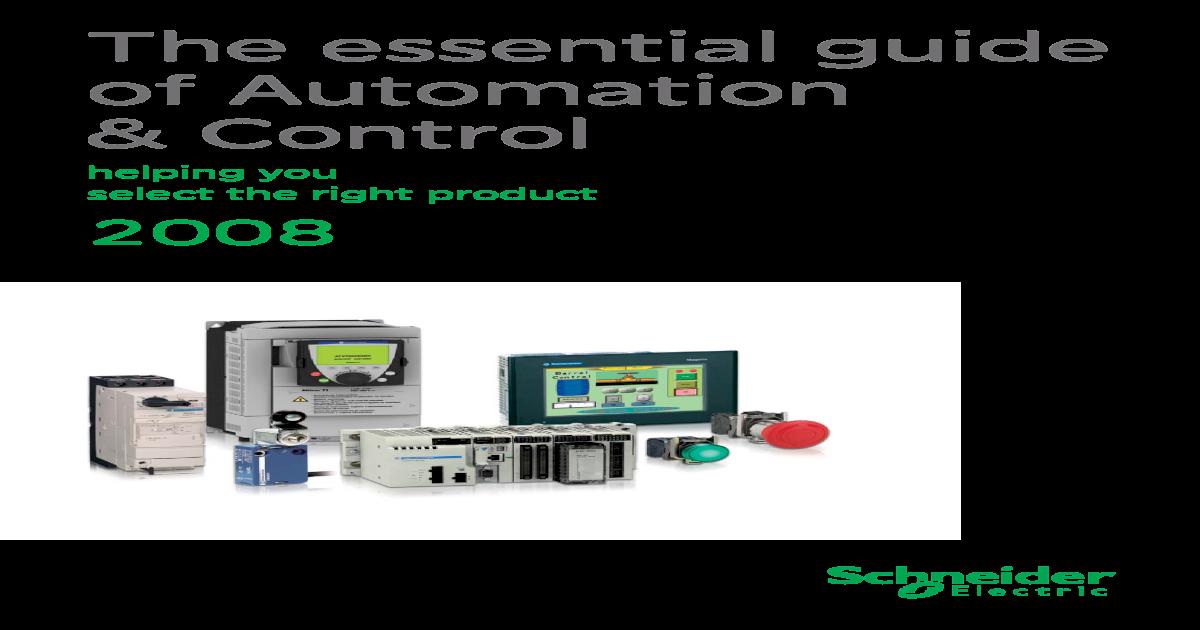 Schneider Plc Programming Manual Pdf