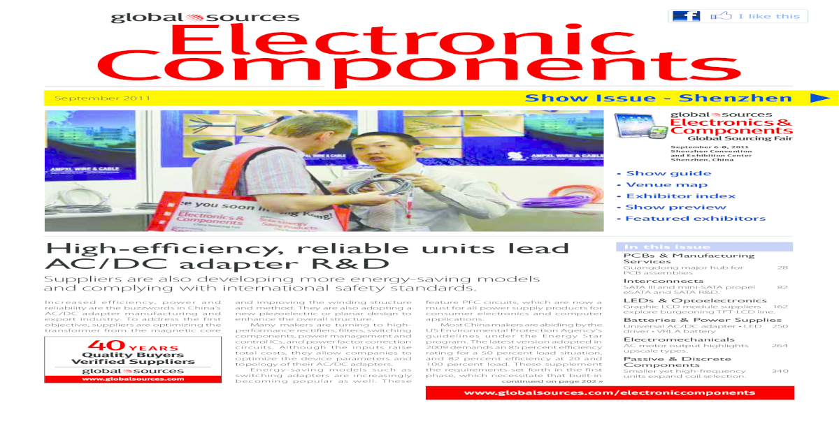 Electronic Components - [PDF Doent] on