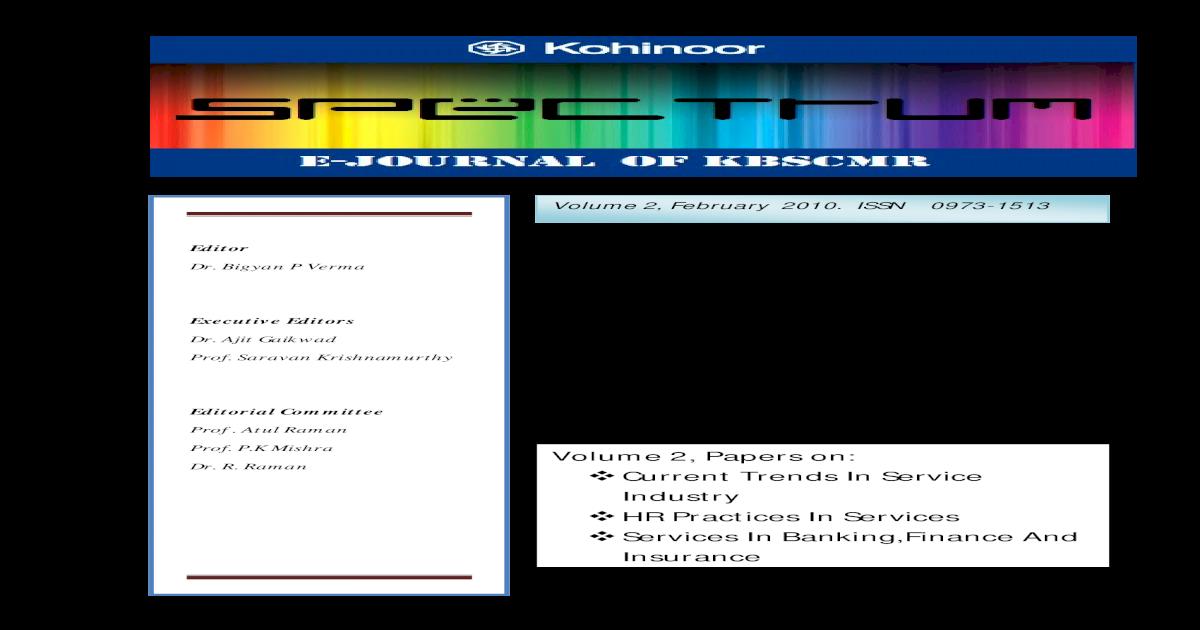 Spectrum Vol 2 - [PDF Document]