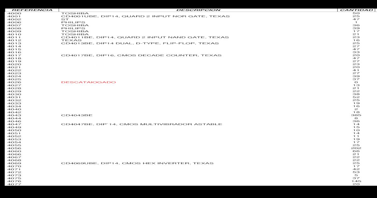 NF AUDIO DC//AF CONTROL TDA4292 N°1 SIEMENS DIP24