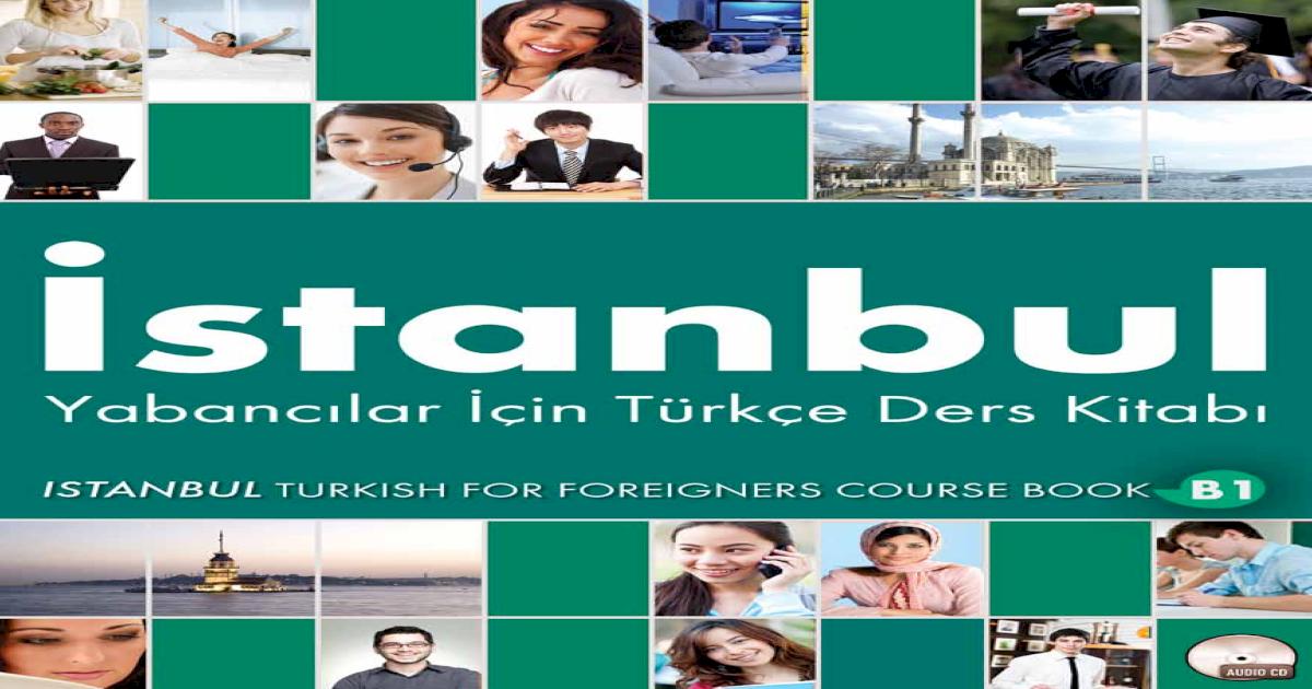 istanbul yabancilar icin turkce a2 pdf