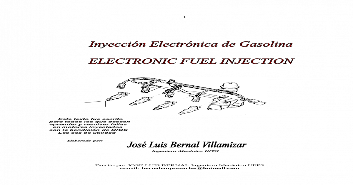 inyeccion electronica de combustible - [PDF Document]